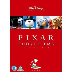 The Pixar Short Films Collection (Non US Format, PAL, Region 2)
