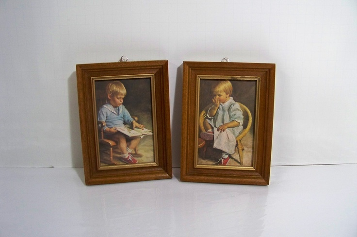 J Ingwersen 1970's Prints Gary and Gretchen in by SmakBoutique, $12.95
