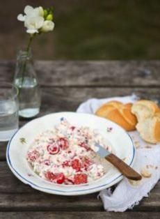 Pomazánka ze sýru cottage