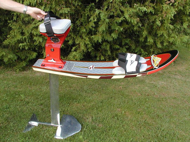 HYDROFOIL Ski AIR CHAIR Hydrofoil craft Pinterest