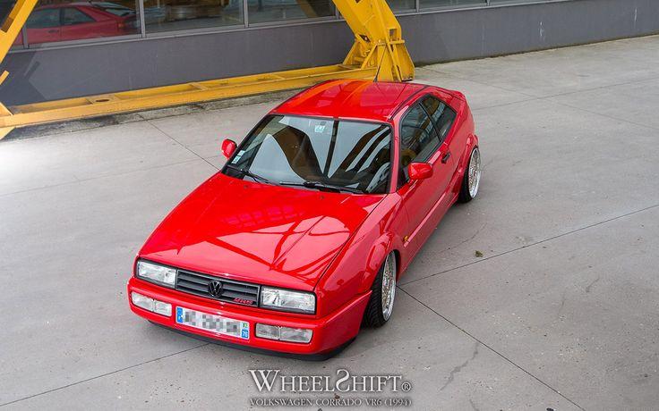Volkswagen Corrado VR6 (1994) - ©2015 WheelShift