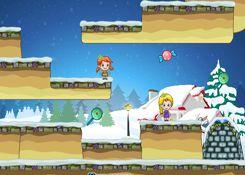 JuegosElsa.com - Juego: Elsa Atrapa Dulces - Minijuegos de la Princesa Elsa Frozen Disney Jugar Gratis Online