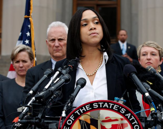 GOVERNMENT Police Association Has 'Deep Concerns' About Prosecutor's 'Many Conflicts of Interest' in Freddie Gray Case May. 1, 2015 1:31pmPete Kasperowicz