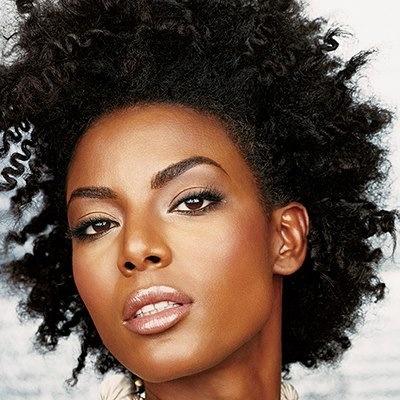 Makeup for Brown Skin natural hair
