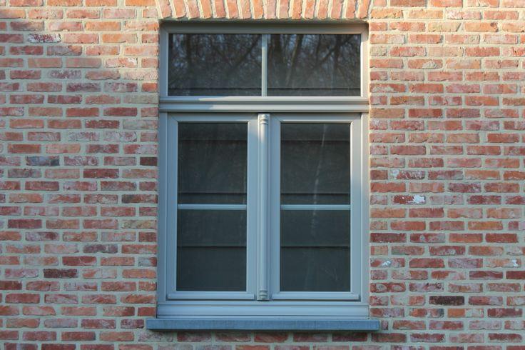 PVC ramen en deuren pastorij