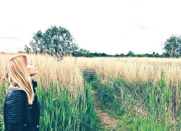 #field #countrygirl #gabriellalundgren