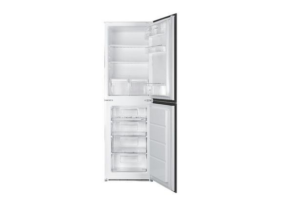 SMEG Integrated Fridge Freezer