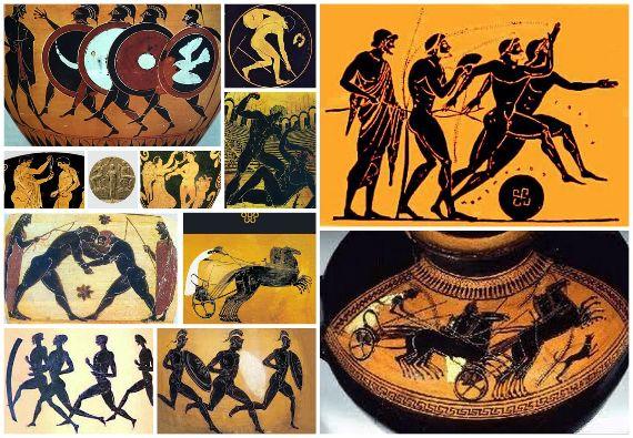 Conheça como Eram Jogos Olímpicos na Grécia Antiga – Saiba mais sobre a Origem dos Jogos Clássicos e como as Principais Modalidades…