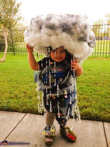 Padres que se lo curran para que sus hijos se lo pasen en grande (14 fotos)