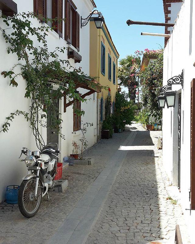 #sigacik lovely little place off the beaten track #Turkey #places #destination #summer #summer2016 #beautifulplace #travelingram #travel #igers #izmire