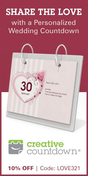 ... countdown calendar. Makes a unique gift. Now 10% off with coupon code