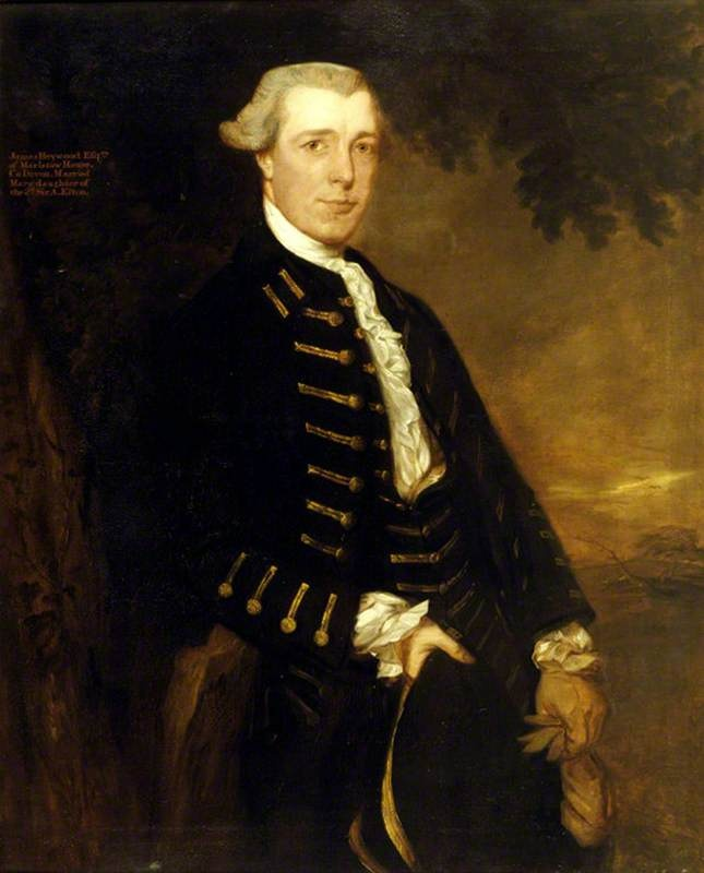 James (Janus) Modyford Heywood (1732–1798) by Thomas Gainsborough. National Trust