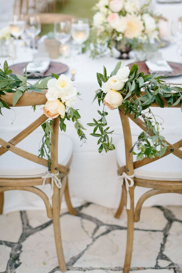 ideas about wedding chair decorations on pinterest chair decoration