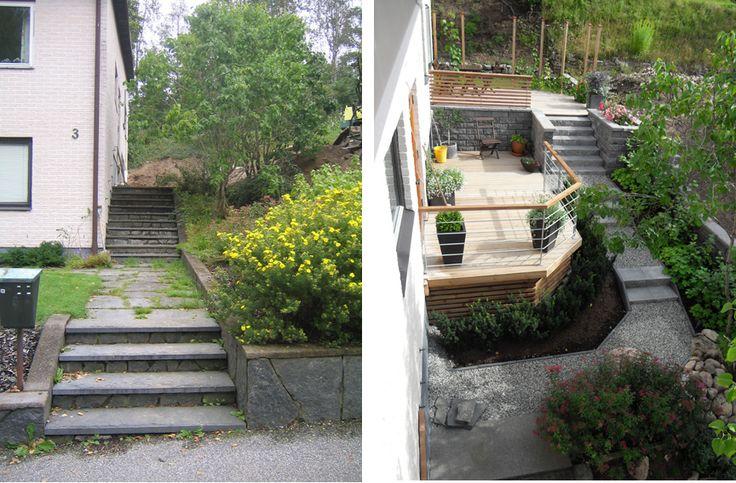 planera trädgård - Sök på Google