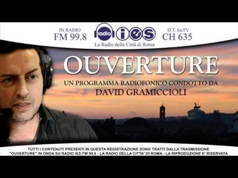 ETTORE ZANCA (PAOLO BORSELLINO) PARTE 1 RADIO IES OUVERTURE - YouTube