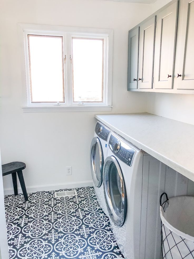 Laundry Room Reveal In 2020 Laundry Room Inspiration Laundry