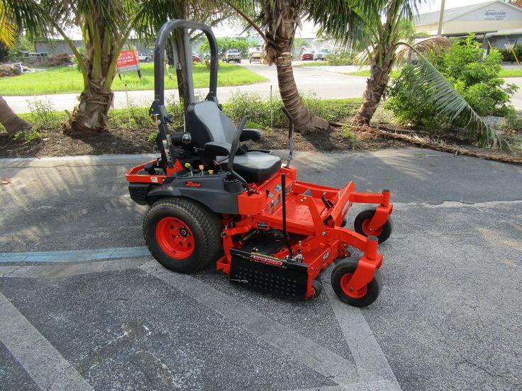 "Kubota Z 724 KW Zero Turn 24 hp. Kohler Gas 54"" Rotary Mower 187 hrs"