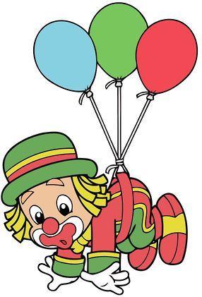 clowns.quenalbertini: Baby clown