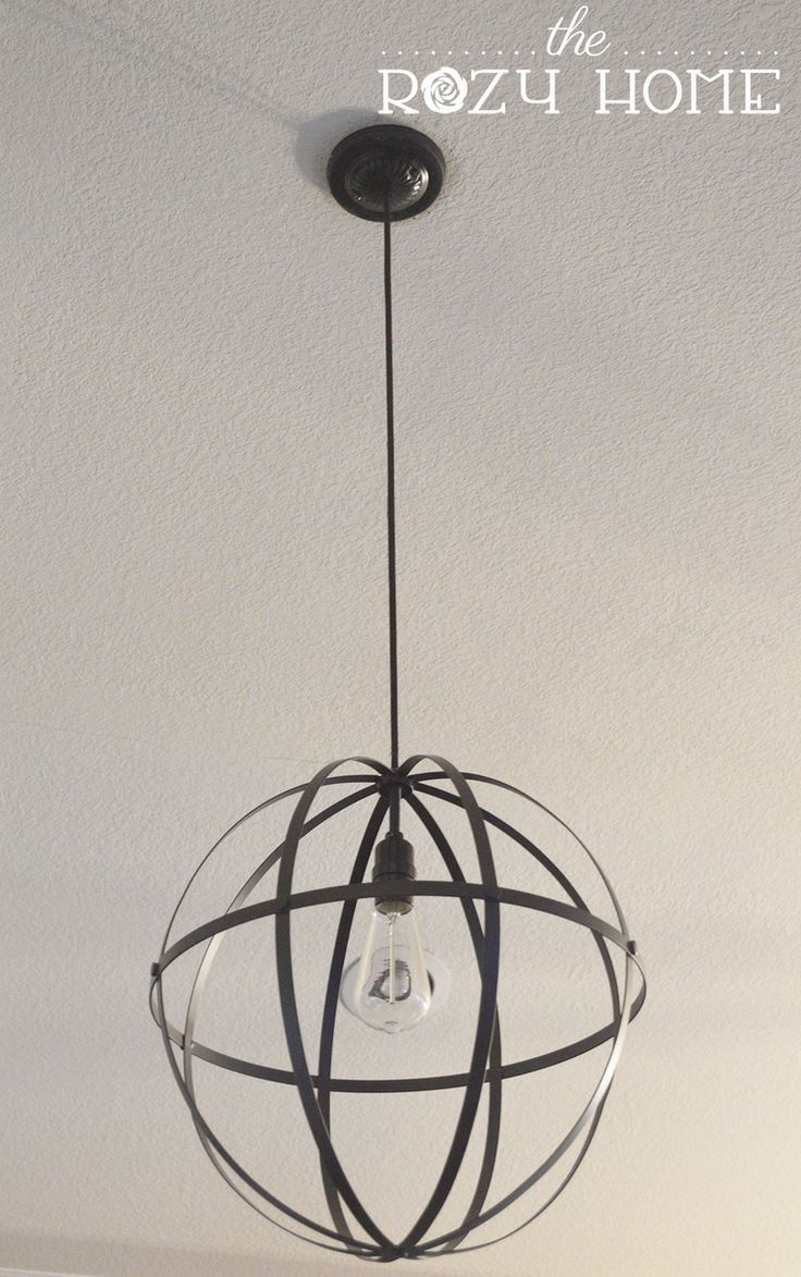 The 25 best plug in chandelier ideas on pinterest wire light from plug in to hardwire how to convert a plug in light to a hardwired light arubaitofo Image collections