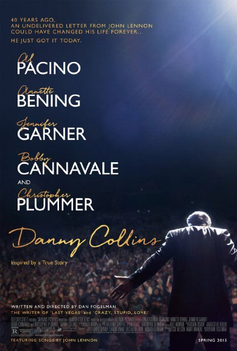 There's always a first time… for a second chance. IMDB has the exclusive poster premiere for #DannyCollinsMovie, starring Al Pacino, Annette Bening, Christopher Plummer and more. Coming this spring from #BleeckerSt!