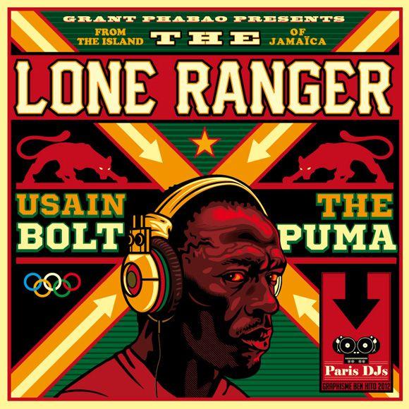 Grant Phabao & The Lone Ranger - Usain Bolt The Puma