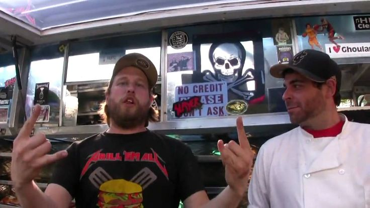 Gourmet Food Trucks Los Angeles Fry Smith Grill Em All Lomo Arigato Mand...