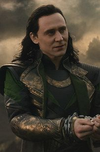 #1 Loki (Tom Hiddleston) | All Of The Marvel Studios Movie Villains, Ranked From Worst To Best | buzzfeed.com | Of course he's #1.