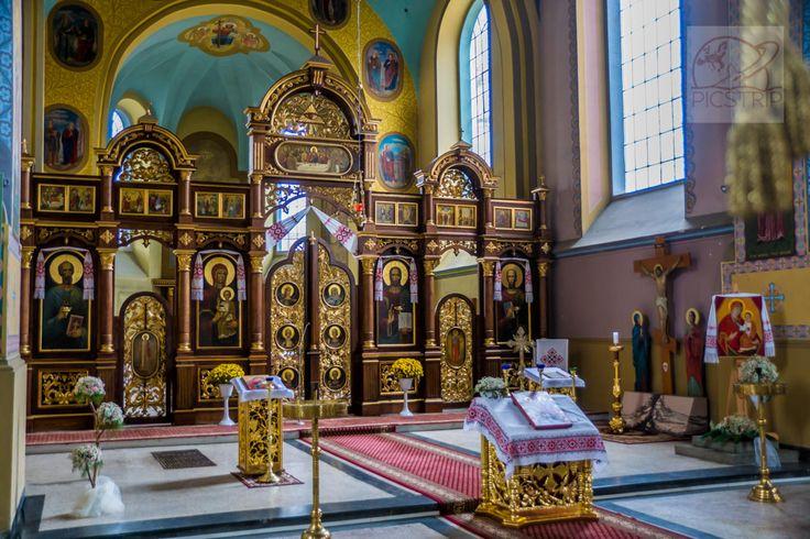 Cerkiew Św. Apostołów Piotra i Pawła, Krynica - Zdrój #kosciol #church #architecture #krynicazdroj #religion #religia #trip #picstrip