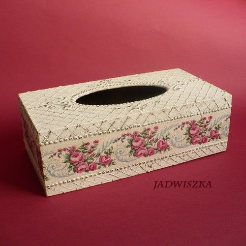 Sweet Rose- chustecznik / jadwiszka /