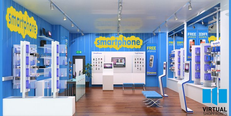 Phone Shop