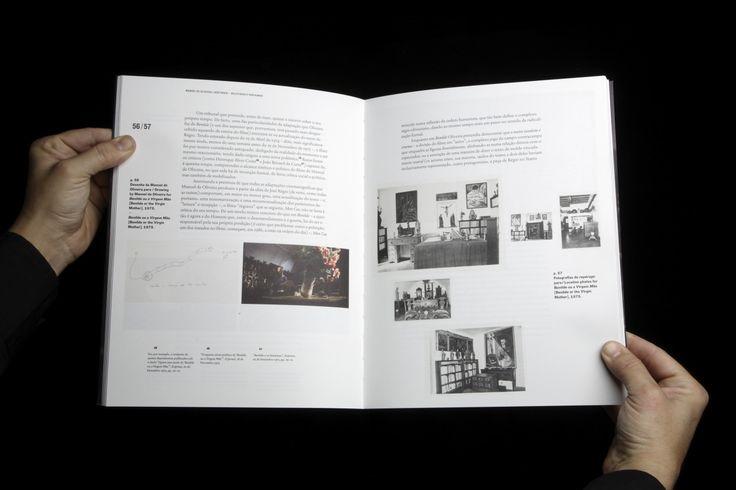 #manoeldeoliveira #josérégio #serralvesmuseum #book #editorialdesign #cinema #literature #graphicdesign #r2design