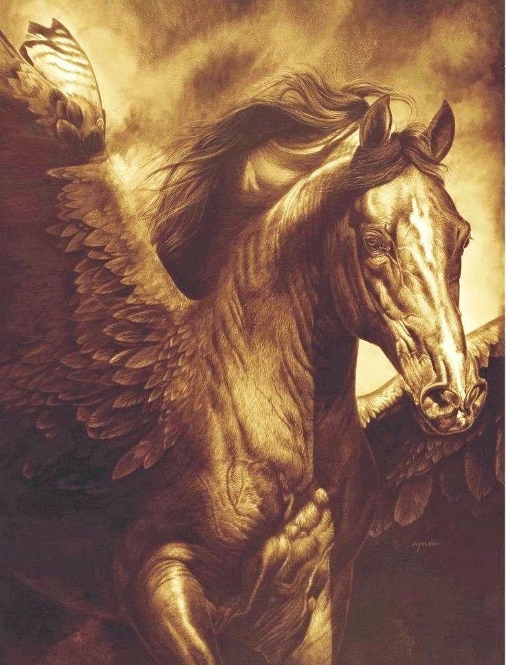 surrealismo-al-oleo-con-caballos+(2).jpg (784×1032)