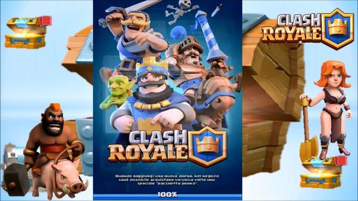 clash royale coi mostri della laguna #3