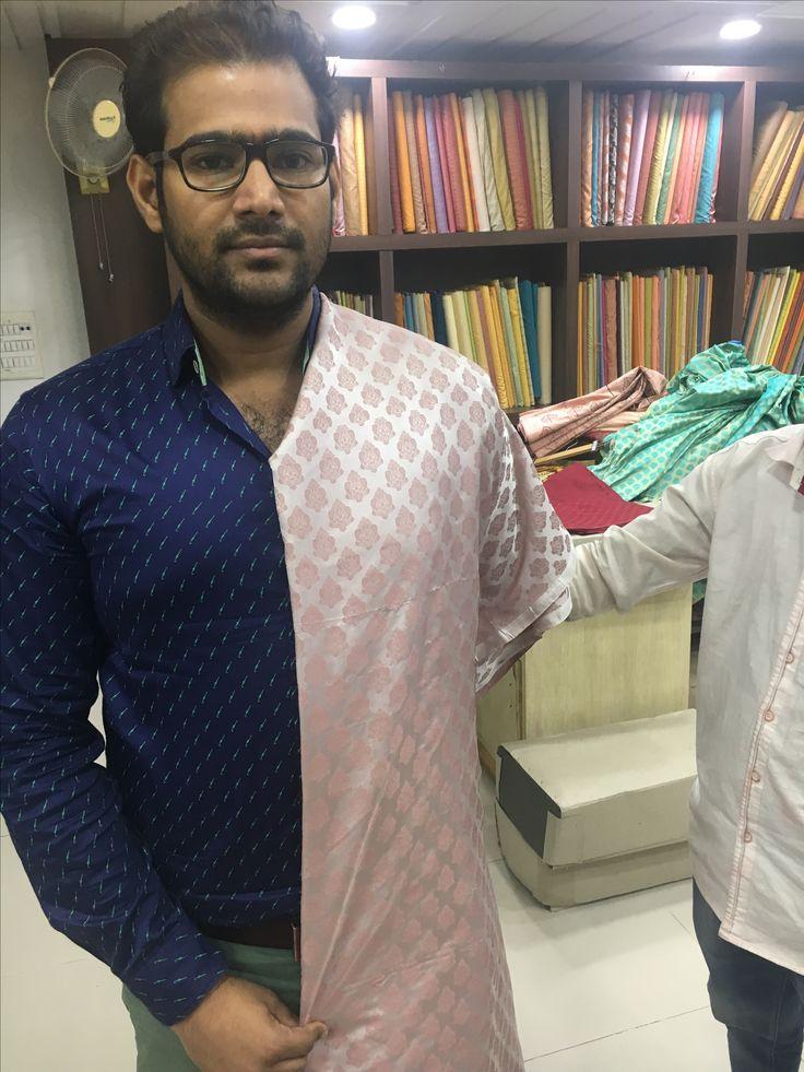Sherwani Material Wedding Dresses For Men Pinterest
