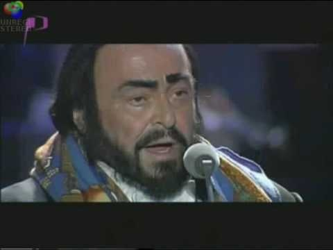 """Miserere"" - Pavarotti, Bocelli & Zucchero, 2002 (Another great mix of different music styles ... opera & blues)"