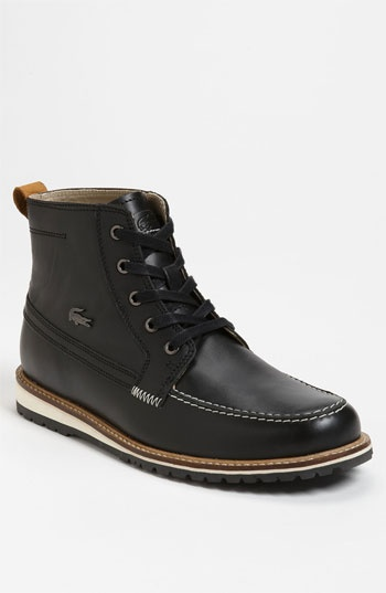 Lacoste 'Marceau 3' Boot available at #Nordstrom