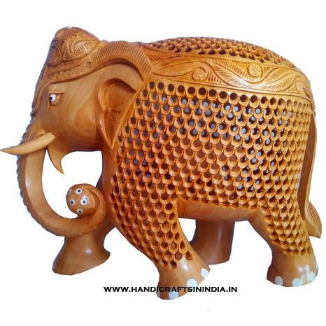 Different Categories of Wooden Handicrafts Intended for Different Purposes — handicrafts in india