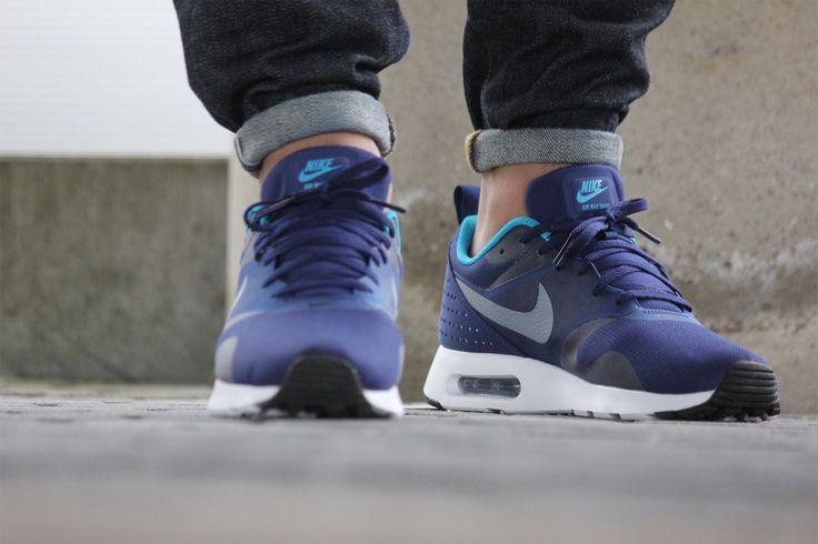 Unser Bestseller Nike AIR MAX TAVAS, Kaufen Sie für Ihre Männer!!! Mit dem sporlichen Akzent #Bestseller #Nike #Tavas #Airmax #Männer #Sport
