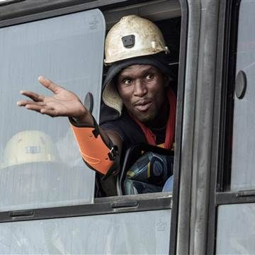 955 gold miners in South Africa rescued after night underground Latest News