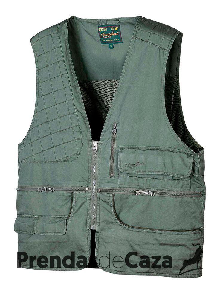 Chaleco Rude 45'78€ #prendasdecaza #caza #ropa #chaleco #camuflaje #deporte