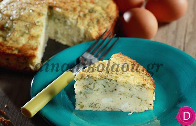 Πίτα της Τυρινής | Dina Nikolaou