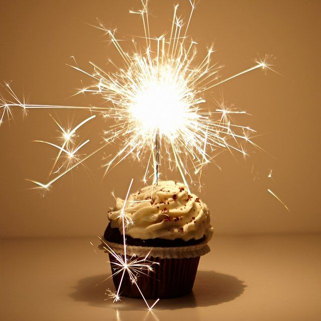 Forget About Dull Candles Spice Up Your Cupcakes With Cupcake Sparklers And Give The Birthday Boy Or Girl Something To Reme