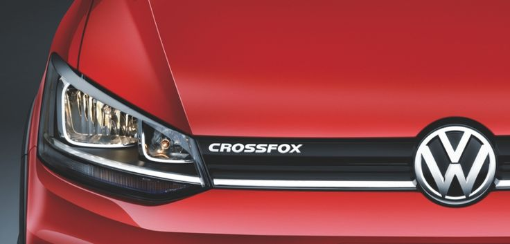 Galeria VolksWagen CrossFox 2016