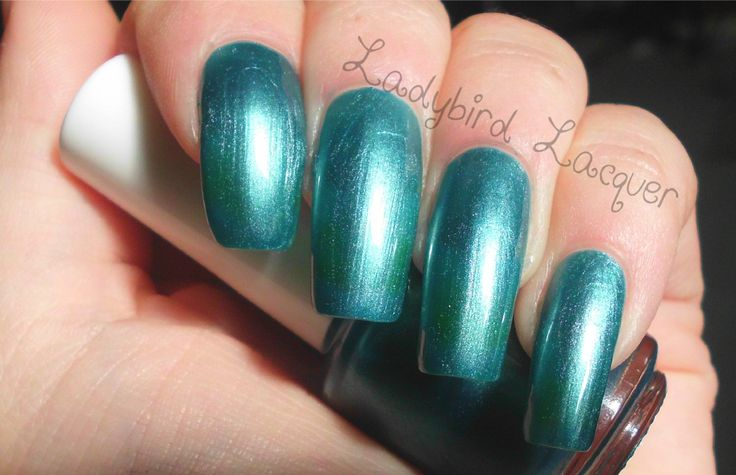 Nepturanian swatched by IG@ladybirdlacquer