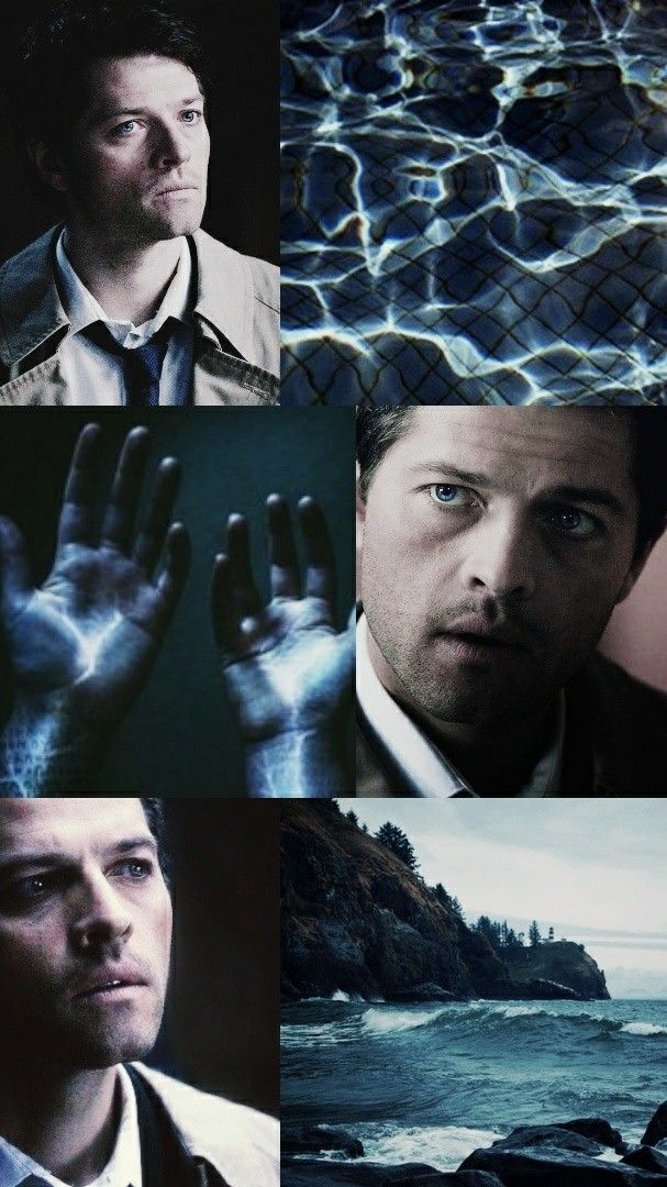 CASTIEL AESTHETIC It's so calming to look at