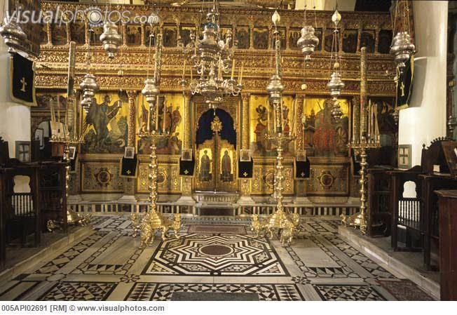Egypt, Sinai, Saint Catherine's monastery.