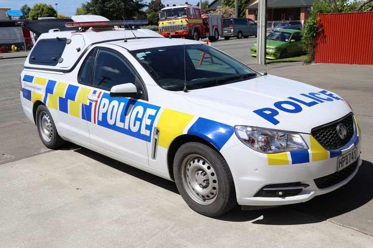 https://flic.kr/p/ZouQuA | HPB 741 | 2014 Holden Commodore VF Evoke. This is a dog handler vehicle based in Timaru.
