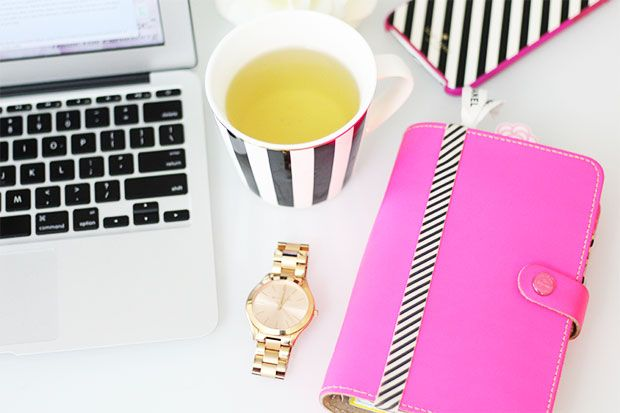 5 tips for organizing your planner like a productivity genius!