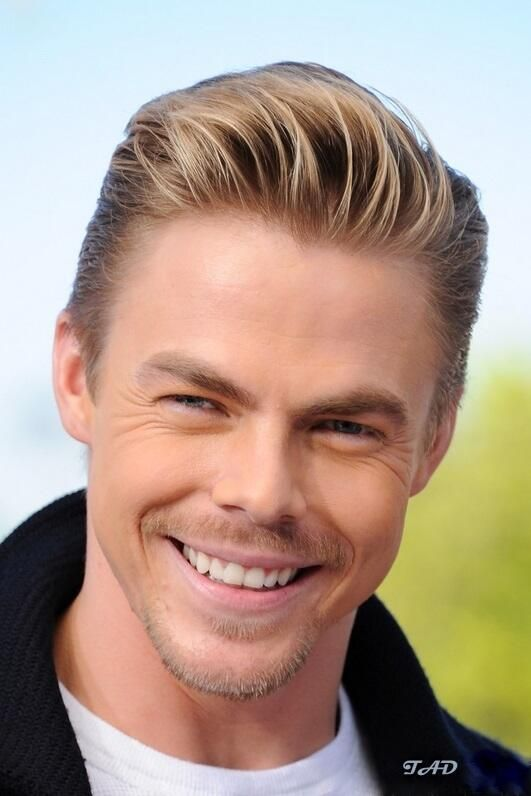 I would love to see Derek Hough dance one day! He is such an amazing dancer, (and quite an attractive one as well.)