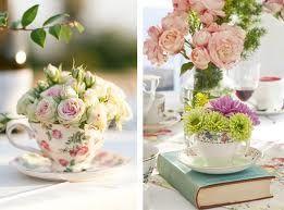 high tea decoration ideas - Google Search